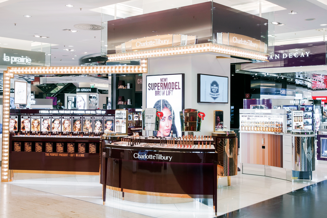 Charlotte Tilbury project showcase